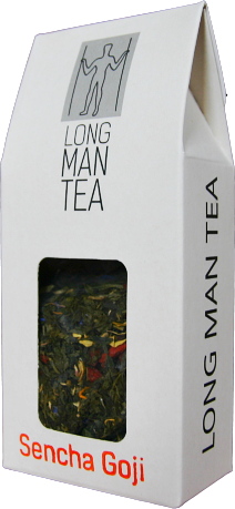 Long Man Tea Sencha Goji