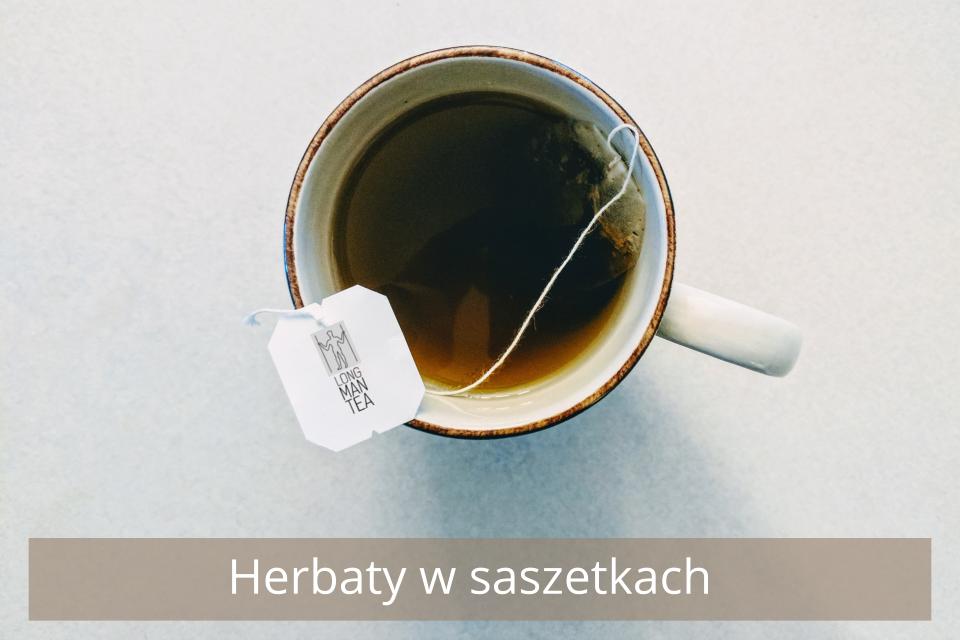 Herbata saszetki