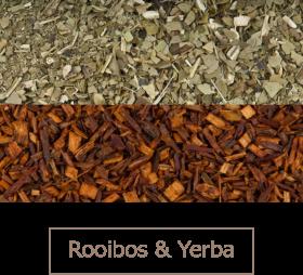 Rooibos & Yerba Mate