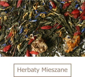 Herbaty Mieszane z Dodatkami